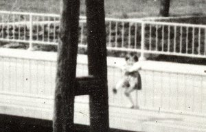 Punčka na mostu