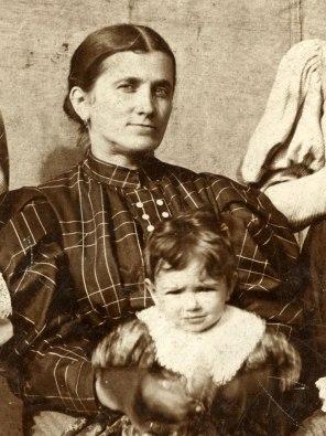 Mama Frančiška in Olga