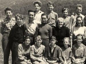 3. r. 1955/56   Vir Bloški korak