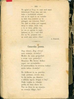 Cesarska pesem