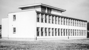 Dograjena šola - 1964