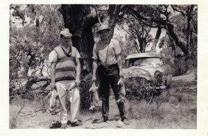 Brat Viktor in Marjan na lovu v Avstraliji