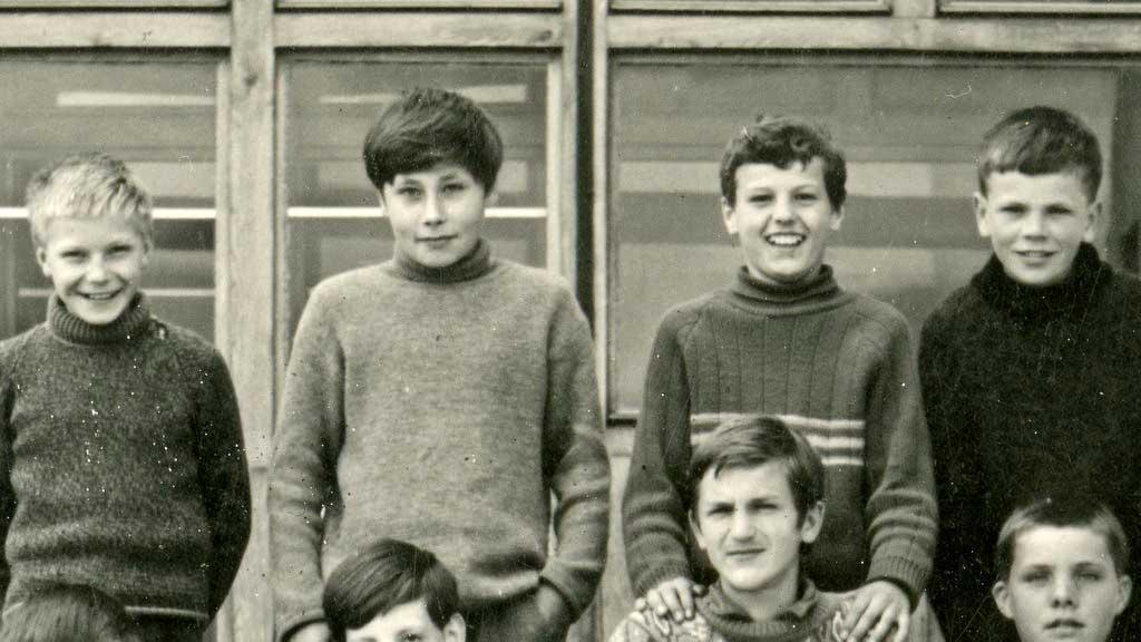 Cerknica 1968/69 – 6. B Razred